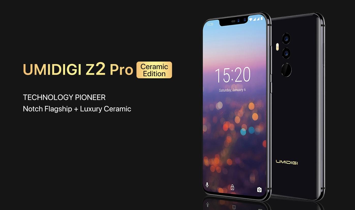 UMIDIGI Z2 Pro のイメージ