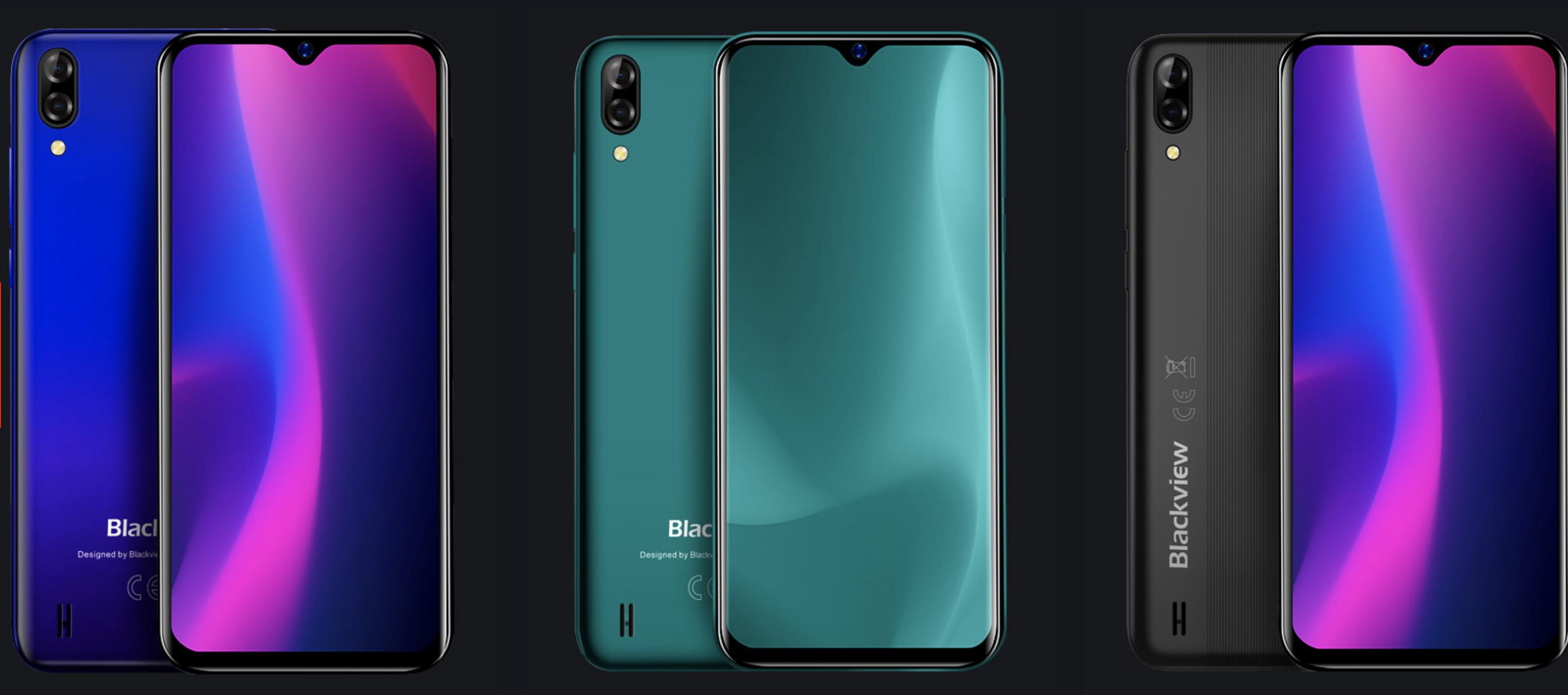 Blackview A60 のカラー