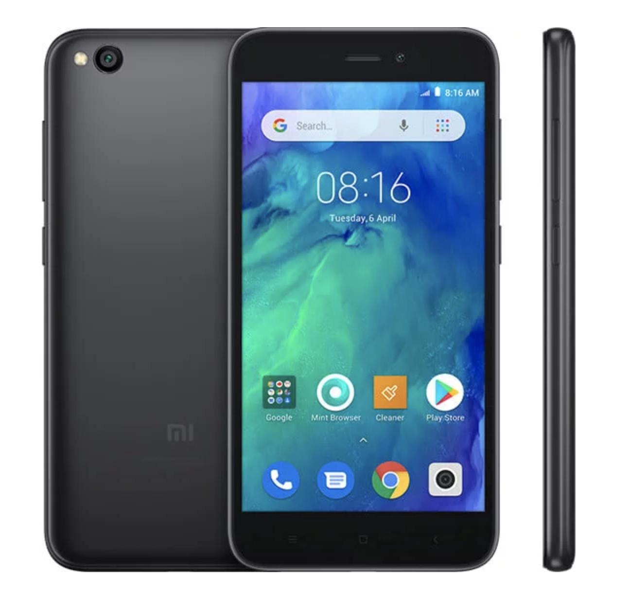 Xiaomi Redmi Goのデザイン