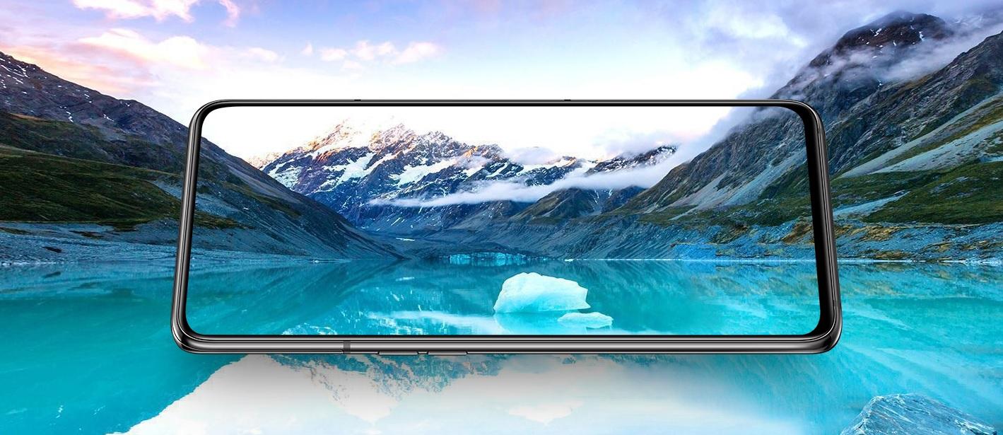 galaxy a80 display