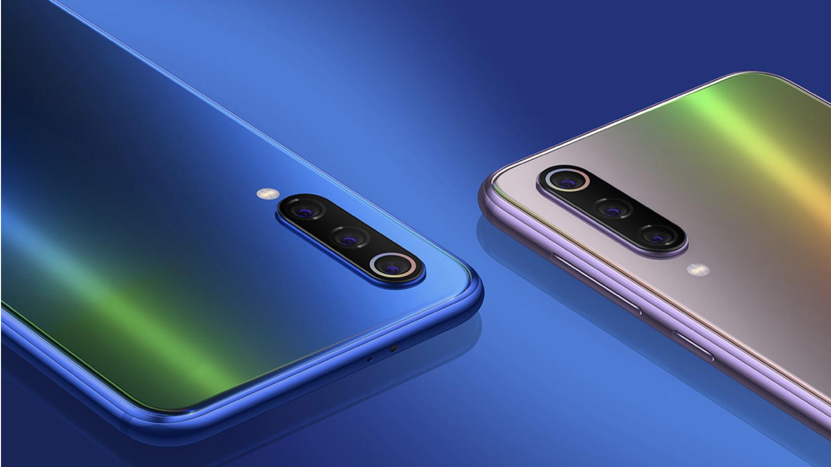 Xiaomi Mi 9 SEのデザイン