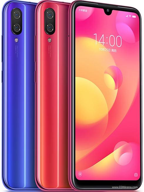 Xiaomi Mi Playのディスプレイ