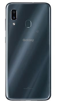 Galaxy A30のデザイン