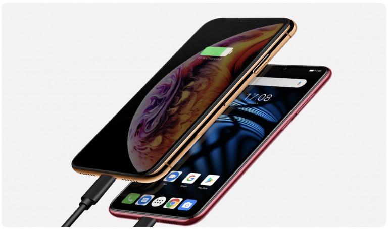 Ulefone Power 6のリバースチャージ