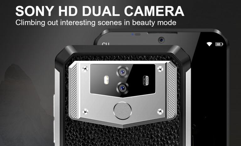 OUKITEL K12のカメラ