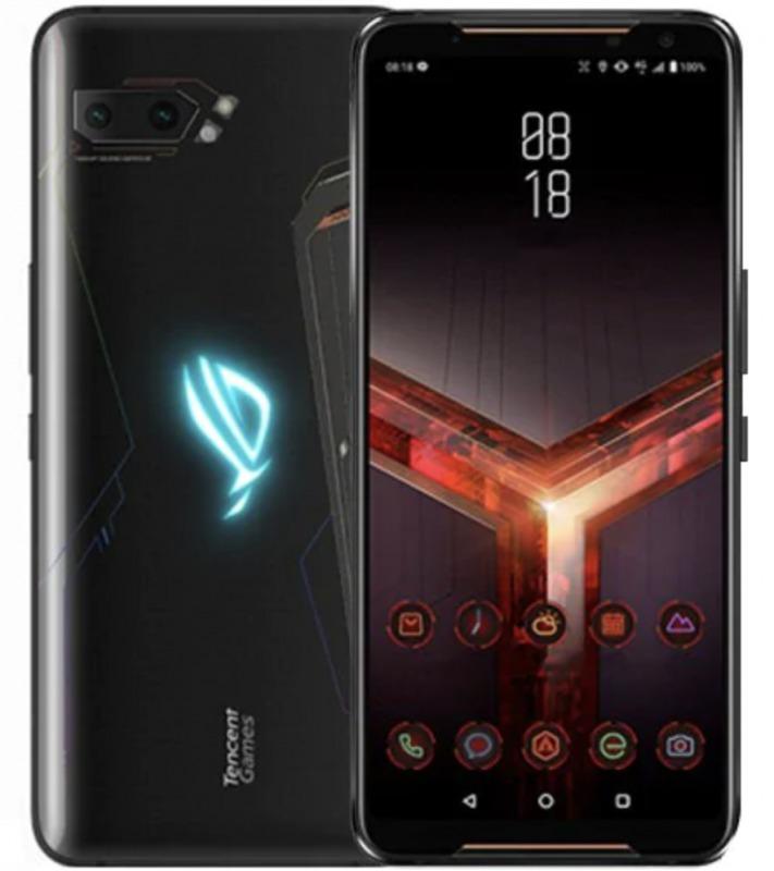 ROG Phone 2のデザイン
