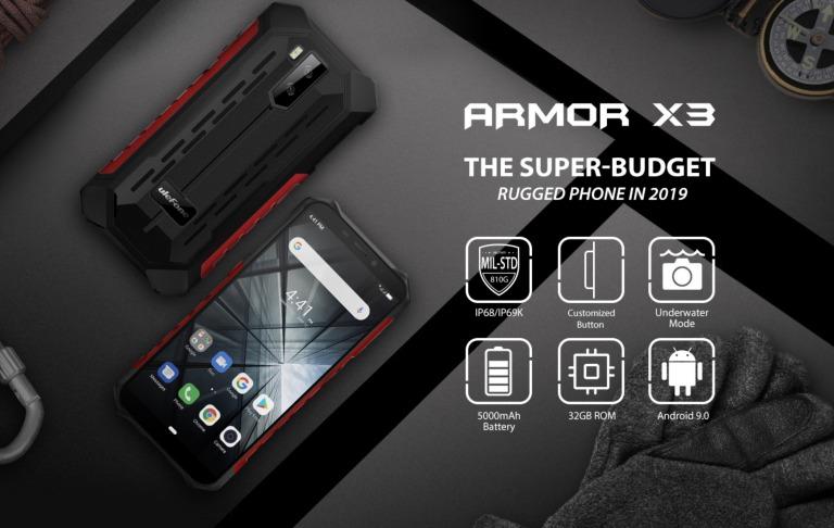 Ulefone Armor X3
