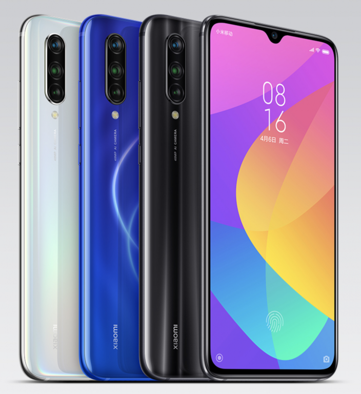 Xiaomi Mi 9 CCの筐体