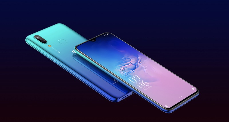 Elephone A6 Maxのデザイン