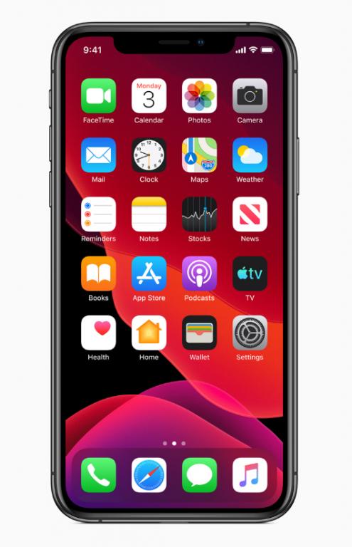 AppleからiOS 13がリリース