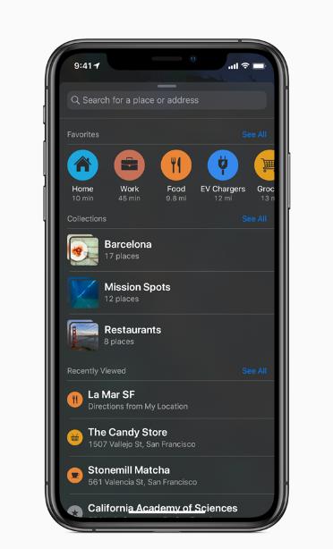 iOS13のダークモード