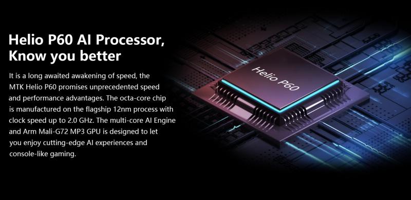 CUBOT X20 ProのSoC