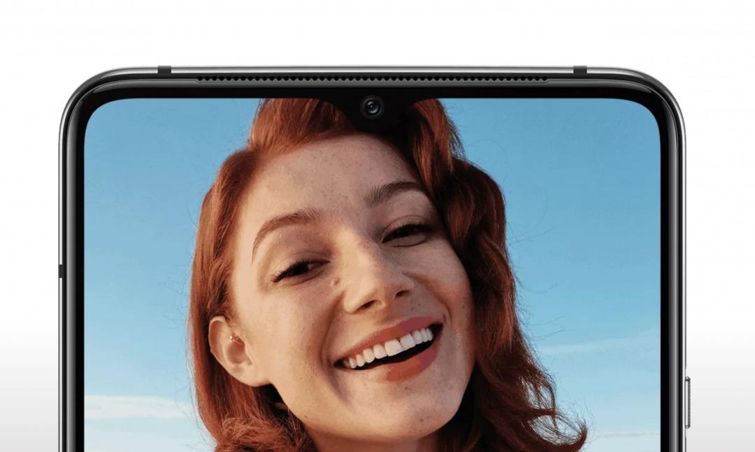 OnePlus 7Tのインカメラ