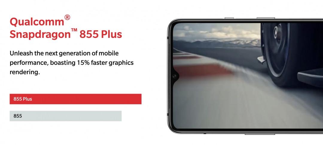 OnePlus 7TのSoC