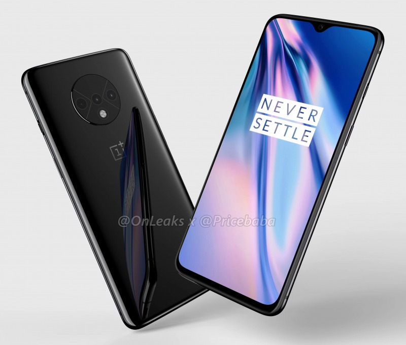 OnePlus 7T リーク