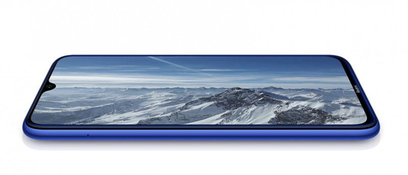 Redmi Note 8のディスプレイ