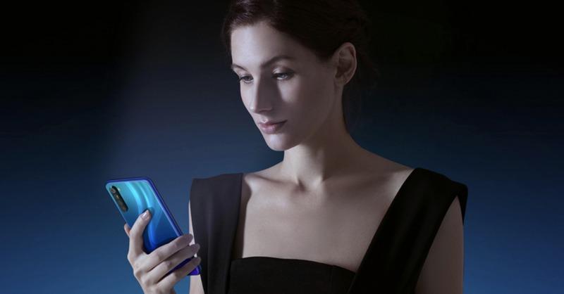 Redmi Note 8の生体認証