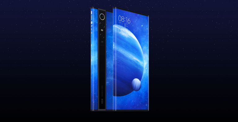 Xiaomi Mi MIX Alpha発表