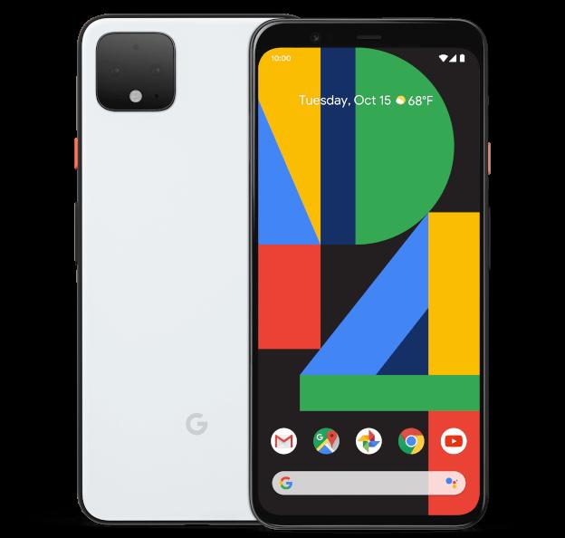 Pixel 4 XLのデザイン