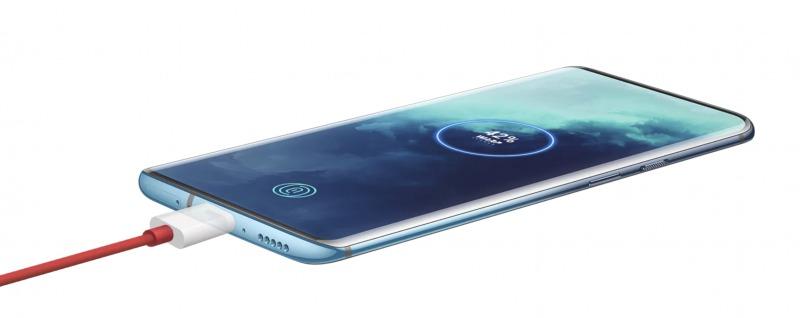 OnePlus 7T Proのバッテリー