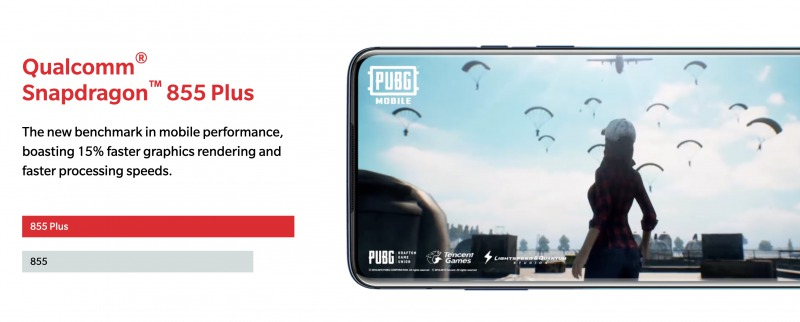 OnePlus 7T Proのプロセッサー