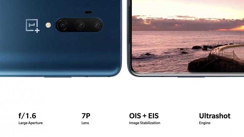 OnePlus 7T Proのカメラ