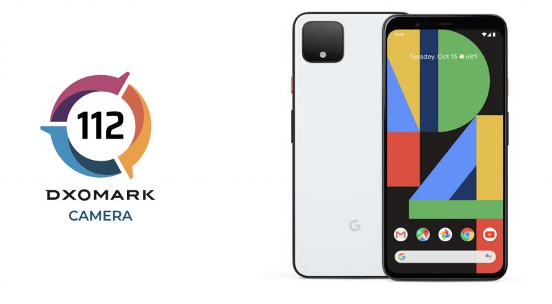 Pixel 4 DxOMark