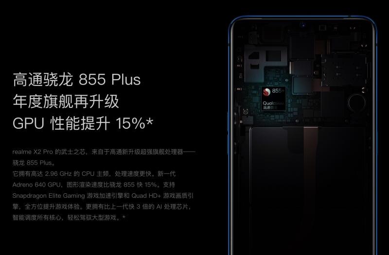 Realme X2 ProのSoC