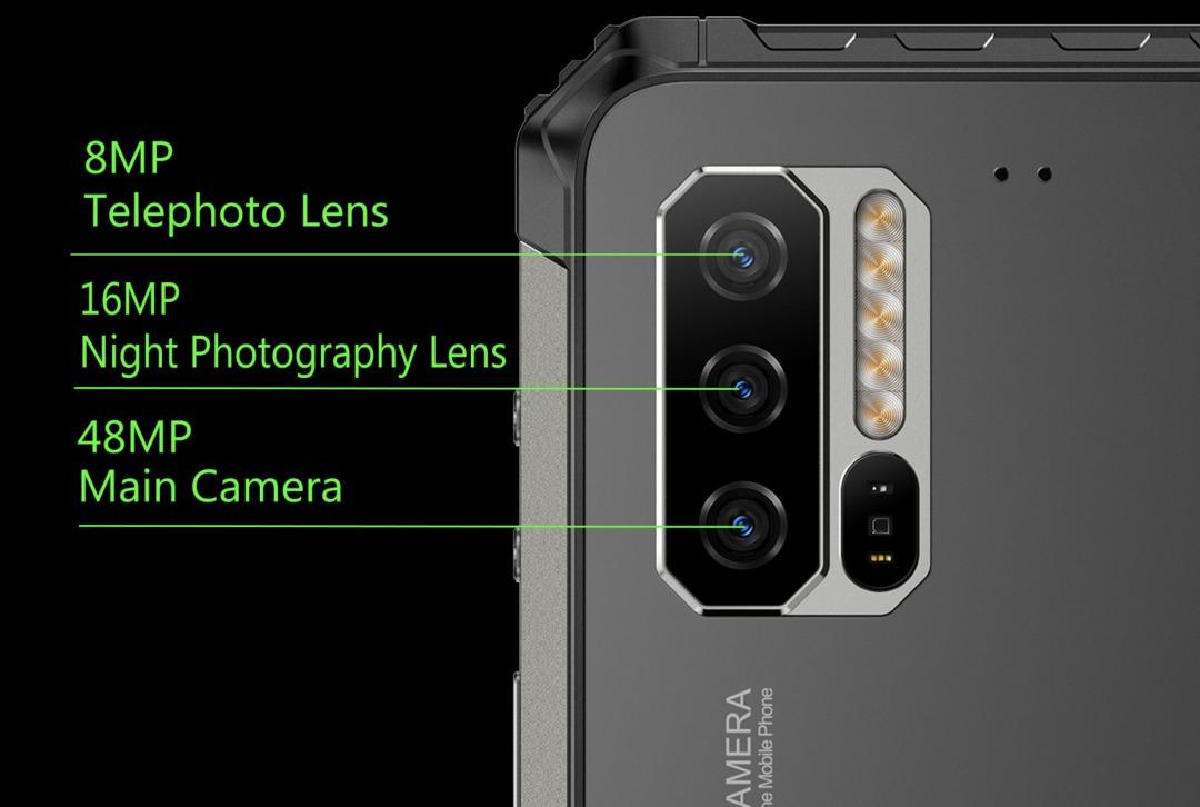 Ulefone Armor 7のカメラ性能