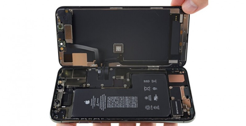 iPhone 11 Pro Max バッテリー
