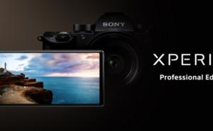 ソニー、プロ映像クリエーター・カメラマン・ゲーマー向けの「Xperia 1 Professional Edition」を発売