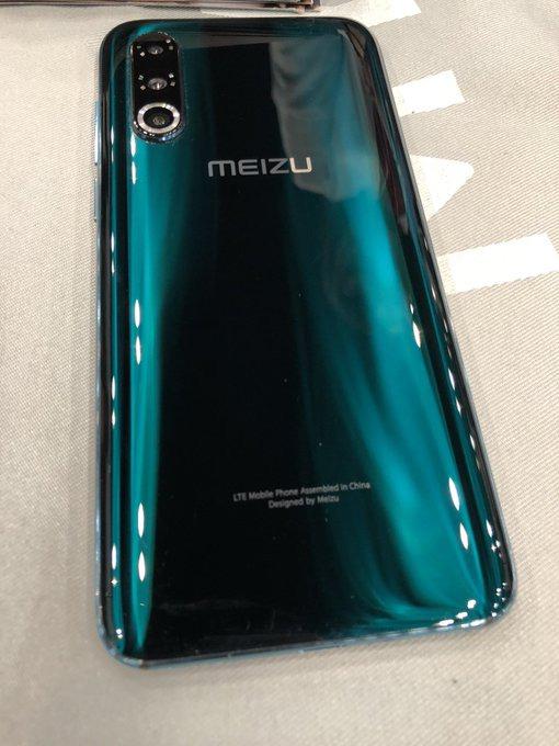 MEIZUの最新スマートフォン16s Pro