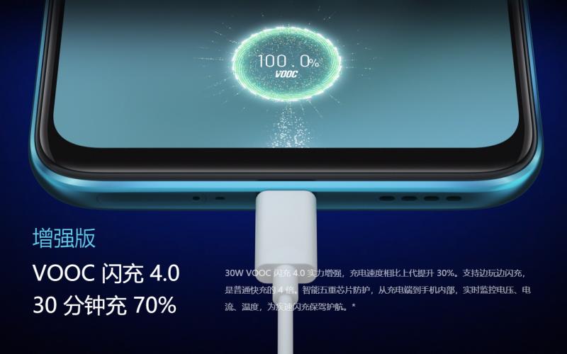 Realme X50 5Gのバッテリー