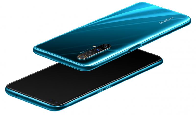 Realme X50 5Gの筺体
