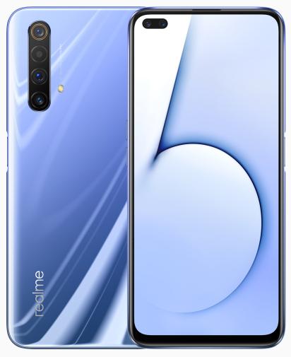Realme X50 5Gのデザイン