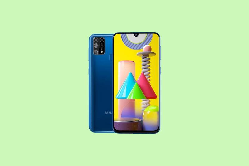 Galaxy M31のデザイン