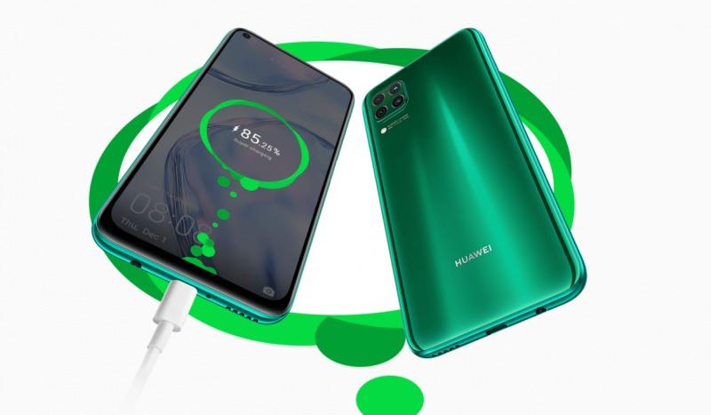 Huawei nova 7iのバッテリー