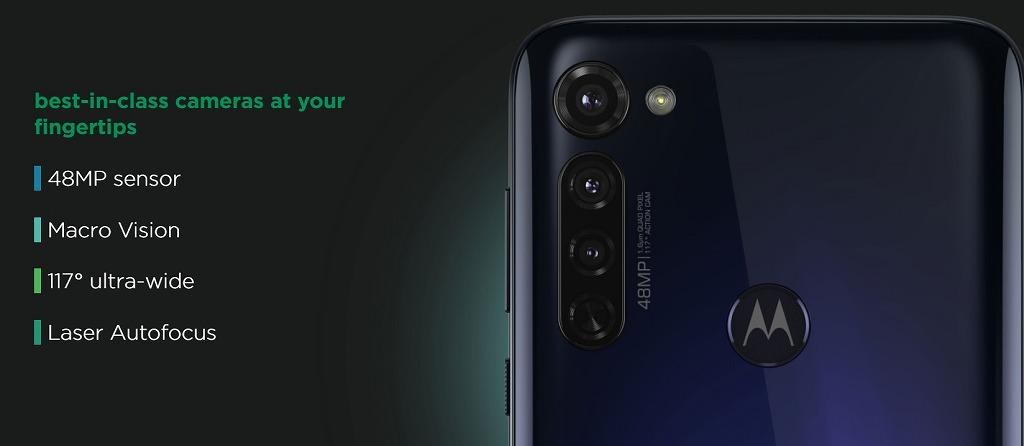 Motorola Moto G Stylusのカメラ