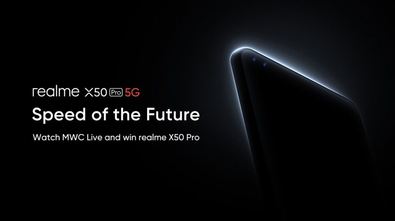 RealmeX50 Pro 5G