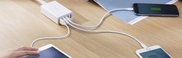 USB急速充電は必須