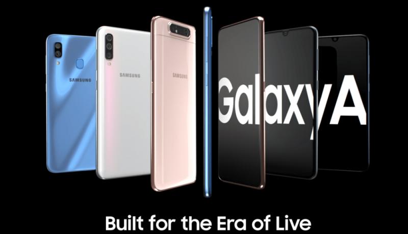 Galaxy Aシリーズ