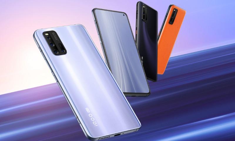 iQOO 3 5Gのデザイン