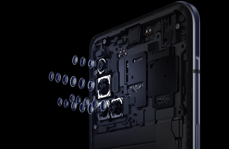 iQOO 3 5Gのカメラ