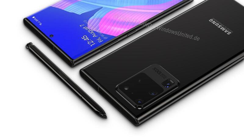 Galaxy Note 20シリーズ