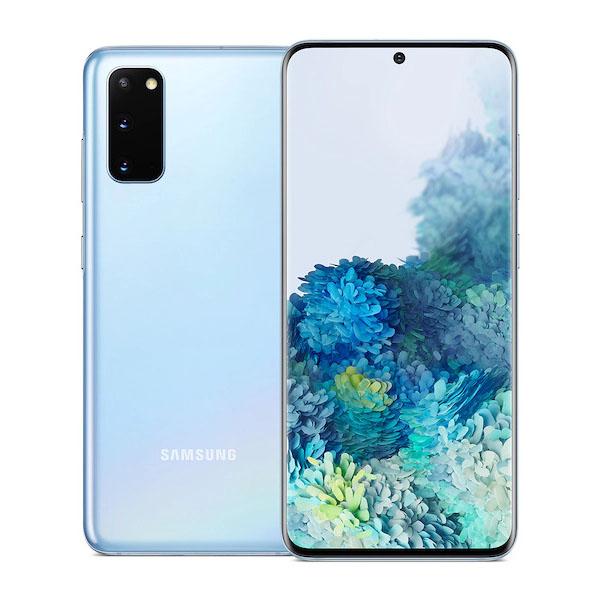Samsung Galaxy S20 5G(Snapdragon版)の画像