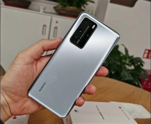 4月7日に中国で販売予定のHUAWEI P40 Pro