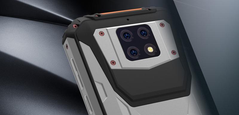 oukitel wp6のデザイン3