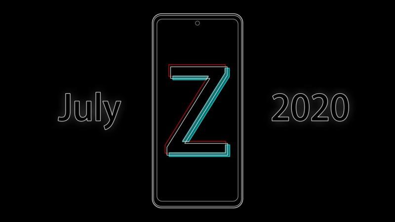OnePlus Zの告知画像