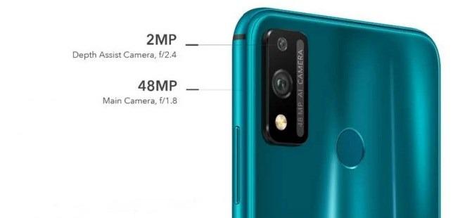 HONOR 9X liteのカメラ構成