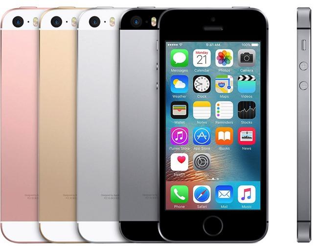 iPhone SE(第1世代)の画像